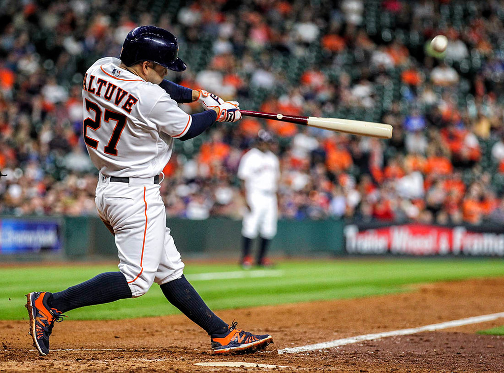 MLB: Kansas City Royals at Houston Astros