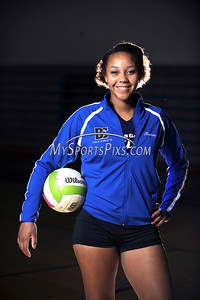 7/11/2012 Mike Orazzi | Staff Bristol Eastern's Karissa Smith is an athlete of the year.