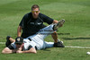 "Mike Baxter getting stretched. Mike Baxter, San Antonio Missions outfielder, was named Texas League player of the month for May, 2009 by the San Diego Padres.<br /> <br />  <a href=""http://sanantonio.missions.milb.com/news/article.jsp?ymd=20090604&content_id=5149902&vkey=pr_t510&fext=.jsp&sid=t510"">http://sanantonio.missions.milb.com/news/article.jsp?ymd=20090604&content_id=5149902&vkey=pr_t510&fext=.jsp&sid=t510</a>"