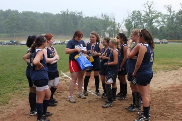 Softball - Savi 2011 FRAA