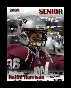 Hayes Harrison #96