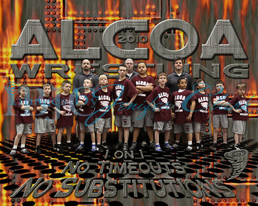 8x10 Alcoa AAU Tornado Takedown Team