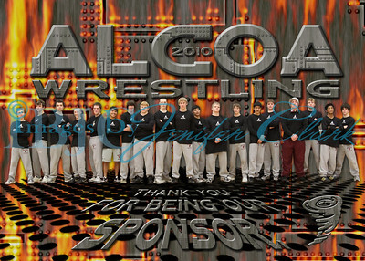 5x7 Alcoa High School