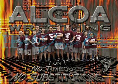 5x7 Alcoa Middle School