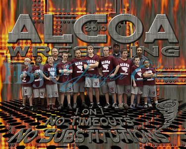 8x10 Alcoa Middle School