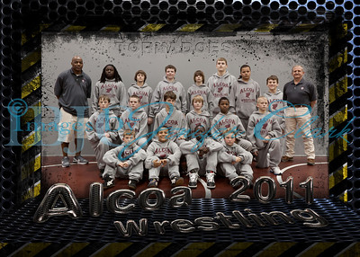 2011 Alcoa Middle School team 5x7