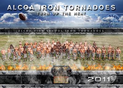 2011 Iron Tornadoes: Alcoa High School