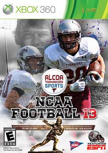 NCAA Football-13-360-RClark