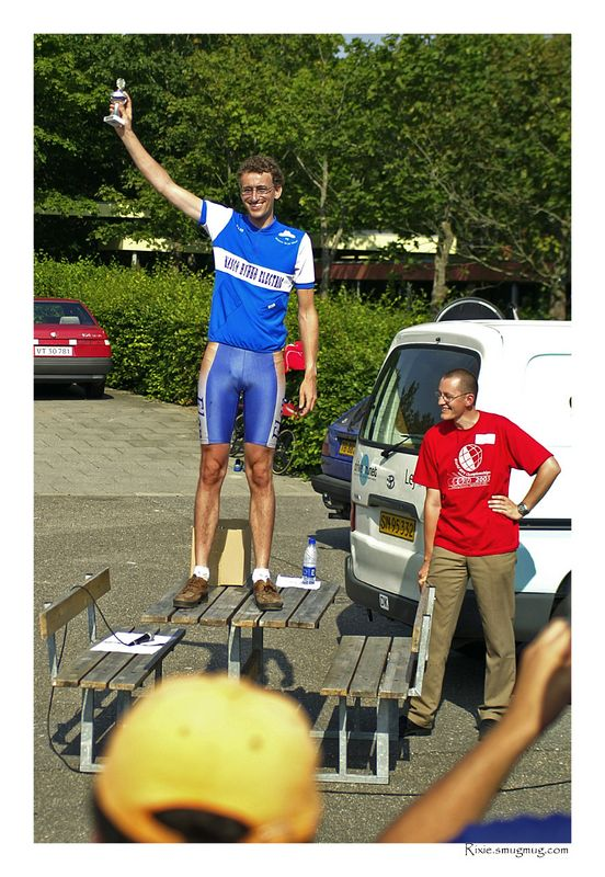 Semi-faired overall winner
