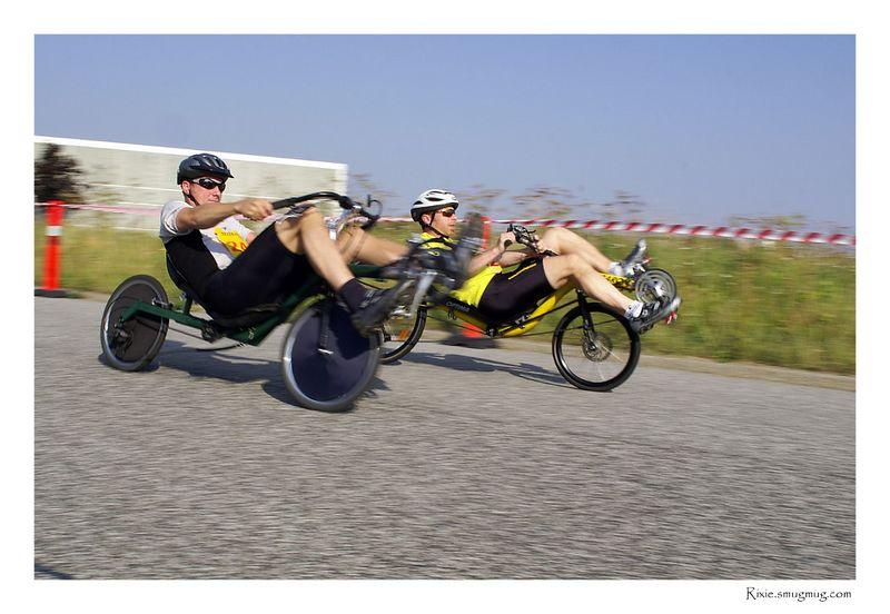 Dragrace 100m