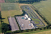 PFI kart race track in Brandon Lincolnshire.
