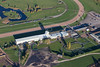 Aerial Photo of Southwell Race Course.
