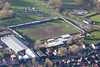 Aerial photo of Eastwood Football Ground.