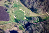 Hollinwell Golf Course from the air.