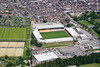 An aerial photo of Stoke City Football Ground in Staffordshire. If this is the photo you would like to purchase, click the BUY ME button for the prices and sizes of prints and digital downloads.