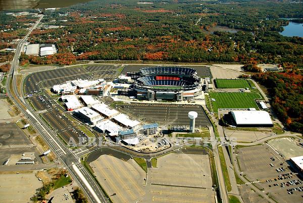 Gillette Stadium - Foxborough Ma