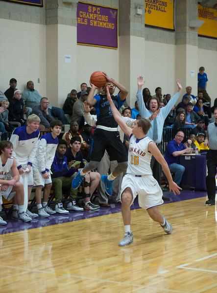 EHS @ KHS boys basketball