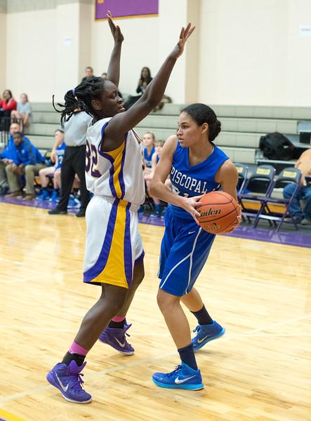 EHS @ Kinkaid girls basketball