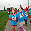 Image features Lily Mangan & Claire Curraoin from Dalkey Sea Scouts enjoying the run.<br /> dlr Community 5K, took place on Saturday 12th October 2013 at 2pm in Kilbogget Park, Ballybrack.<br /> Now in its 5th year, this family fun event brings together the whole community: people of all ages and abilities. Once again kicking off Social Inclusion Week, all fitness levels were welcome where you can walk, jog, run, wheel or push a buggy.<br /> The 5-kilometre route took participants around the picturesque Kilbogget Park and was suitable for all levels of ability and fitness.  This annual event is organised by DLR Sports Partnership and its partners Dún Laoghaire-Rathdown County Council, dlr Leisure Services, the HSE, Cabinteely Athletic and Football Clubs and Sallynoggin College.<br /> For further information contact Dún Laoghaire-Rathdown Sports Partnership Tel. 01-2719502
