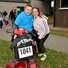 Image features Padhraic Dormer and Leah Cooney.<br /> dlr Community 5K, took place on Saturday 12th October 2013 at 2pm in Kilbogget Park, Ballybrack.<br /> Now in its 5th year, this family fun event brings together the whole community: people of all ages and abilities. Once again kicking off Social Inclusion Week, all fitness levels were welcome where you can walk, jog, run, wheel or push a buggy.<br /> The 5-kilometre route took participants around the picturesque Kilbogget Park and was suitable for all levels of ability and fitness.  This annual event is organised by DLR Sports Partnership and its partners Dún Laoghaire-Rathdown County Council, dlr Leisure Services, the HSE, Cabinteely Athletic and Football Clubs and Sallynoggin College.<br /> For further information contact Dún Laoghaire-Rathdown Sports Partnership Tel. 01-2719502
