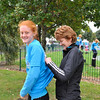 Image features L to R: Mother & Daughter Hannah & Jennifer Garvey<br /> dlr Community 5K, took place on Saturday 12th October 2013 at 2pm in Kilbogget Park, Ballybrack.<br /> Now in its 5th year, this family fun event brings together the whole community: people of all ages and abilities. Once again kicking off Social Inclusion Week, all fitness levels were welcome where you can walk, jog, run, wheel or push a buggy.<br /> The 5-kilometre route took participants around the picturesque Kilbogget Park and was suitable for all levels of ability and fitness.  This annual event is organised by DLR Sports Partnership and its partners Dún Laoghaire-Rathdown County Council, dlr Leisure Services, the HSE, Cabinteely Athletic and Football Clubs and Sallynoggin College.<br /> For further information contact Dún Laoghaire-Rathdown Sports Partnership Tel. 01-2719502