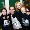 Image features Elena, Barry, Catherine, & Ciara Kelly all running in the race for the 2nd time. <br /> <br /> dlr Community 5K, took place on Saturday 12th October 2013 at 2pm in Kilbogget Park, Ballybrack.<br /> Now in its 5th year, this family fun event brings together the whole community: people of all ages and abilities. Once again kicking off Social Inclusion Week, all fitness levels were welcome where you can walk, jog, run, wheel or push a buggy.<br /> The 5-kilometre route took participants around the picturesque Kilbogget Park and was suitable for all levels of ability and fitness.  This annual event is organised by DLR Sports Partnership and its partners Dún Laoghaire-Rathdown County Council, dlr Leisure Services, the HSE, Cabinteely Athletic and Football Clubs and Sallynoggin College.<br /> For further information contact Dún Laoghaire-Rathdown Sports Partnership Tel. 01-2719502
