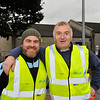 Image features Joe Connor and Dave Lawless DLR Staff.<br /> dlr Community 5K, took place on Saturday 12th October 2013 at 2pm in Kilbogget Park, Ballybrack.<br /> Now in its 5th year, this family fun event brings together the whole community: people of all ages and abilities. Once again kicking off Social Inclusion Week, all fitness levels were welcome where you can walk, jog, run, wheel or push a buggy.<br /> The 5-kilometre route took participants around the picturesque Kilbogget Park and was suitable for all levels of ability and fitness.  This annual event is organised by DLR Sports Partnership and its partners Dún Laoghaire-Rathdown County Council, dlr Leisure Services, the HSE, Cabinteely Athletic and Football Clubs and Sallynoggin College.<br /> For further information contact Dún Laoghaire-Rathdown Sports Partnership Tel. 01-2719502