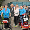 Image features L to R: Catherine & Tom Quinn, Leah Cooney & Padhraic Dormer getting ready for the race.<br /> dlr Community 5K, took place on Saturday 12th October 2013 at 2pm in Kilbogget Park, Ballybrack.<br /> Now in its 5th year, this family fun event brings together the whole community: people of all ages and abilities. Once again kicking off Social Inclusion Week, all fitness levels were welcome where you can walk, jog, run, wheel or push a buggy.<br /> The 5-kilometre route took participants around the picturesque Kilbogget Park and was suitable for all levels of ability and fitness.  This annual event is organised by DLR Sports Partnership and its partners Dún Laoghaire-Rathdown County Council, dlr Leisure Services, the HSE, Cabinteely Athletic and Football Clubs and Sallynoggin College.<br /> For further information contact Dún Laoghaire-Rathdown Sports Partnership Tel. 01-2719502