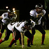 Gunnison High School football versus Monte Vista