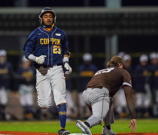 Coppin vs LeHigh Baseball