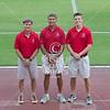 2013 SJS Varsity Football team portraits