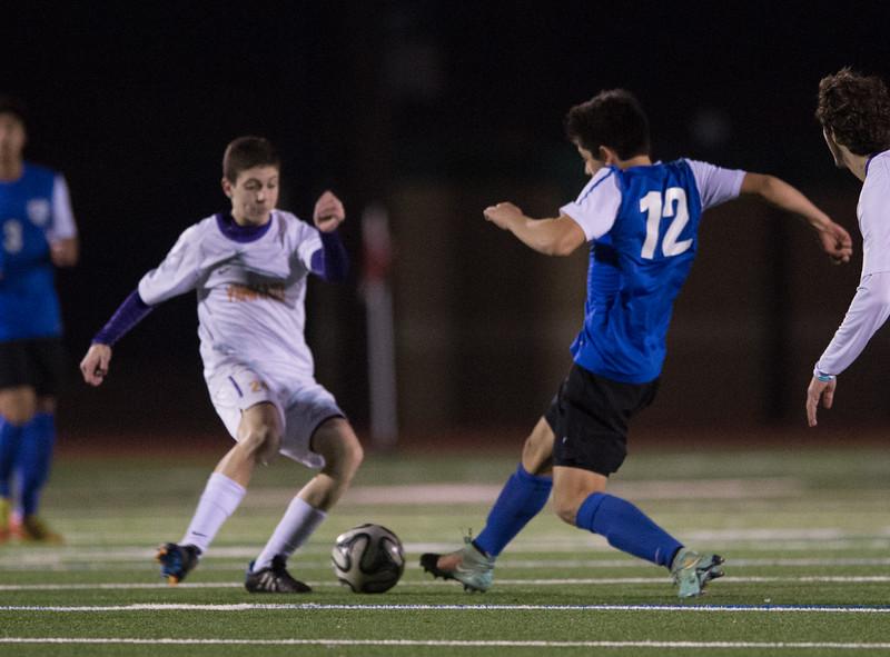 EHS @ KHS boys soccer