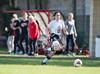 St. Andrews @ SJS girls soccer