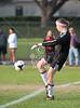 Kinkaid @ St. John's girls varsity soccer
