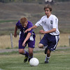 Crested Butte High soccer vs. Salida