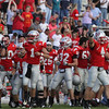 Western State football defeats New Mexico Highlands, 15-14.