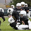 Gunnison Parks and Rec. youth football season 2011