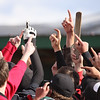 Gunnison High baseball versus Hotchkiss in District Playoffs
