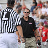 Western State football versus Fort Hays State in 2009 home opener
