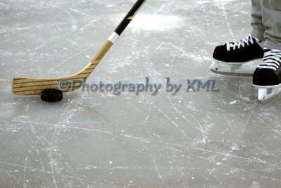 Ice Hockey Skater