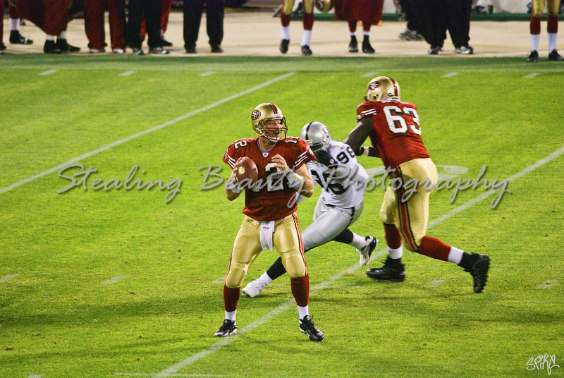 49ers vs Raiders Game 2