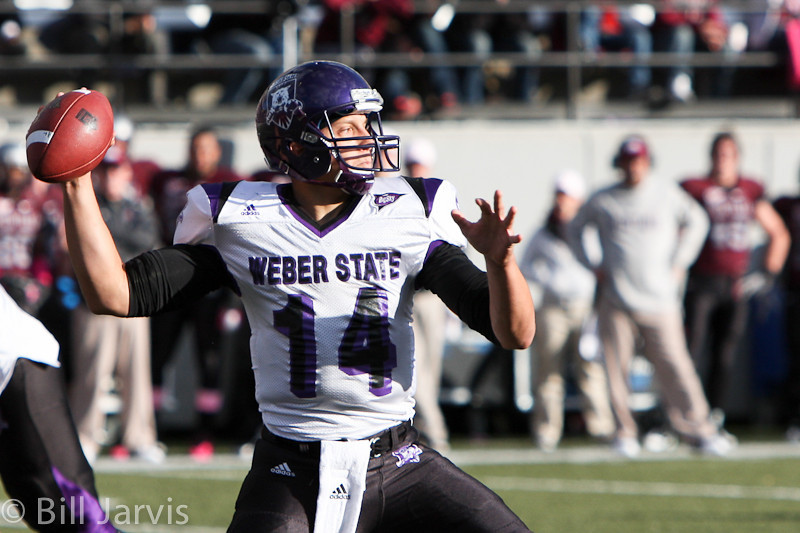 College Football Weber State University
