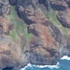 Napali Coast Kauai, blow holes