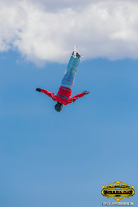 Flying Ace Allstars Ski Jump TeamSm-1127