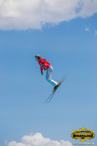 Flying Ace Allstars Ski Jump TeamSm-1113