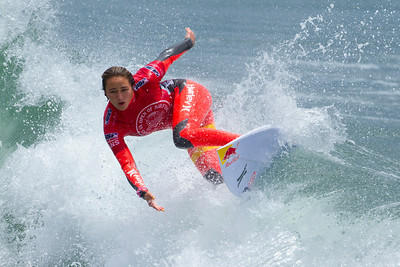 Clarissa Moore, 2013 U S Open of Surfing Women's Champion