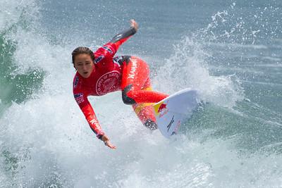 Clarissa Moore, 2013 U S Open of Surfing Women's Champion