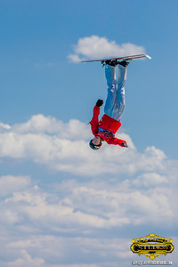 Flying Ace Allstars Ski Jump TeamSm-1219