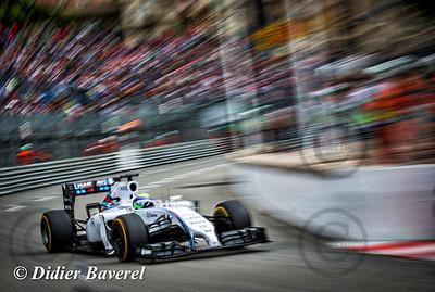 F1 GP Monaco 2014: Felipe Massa
