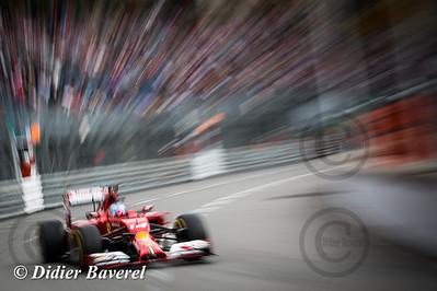 F1 GP Monaco 2014: Fernando Alonso